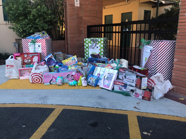 Holiday Toy Drive Image